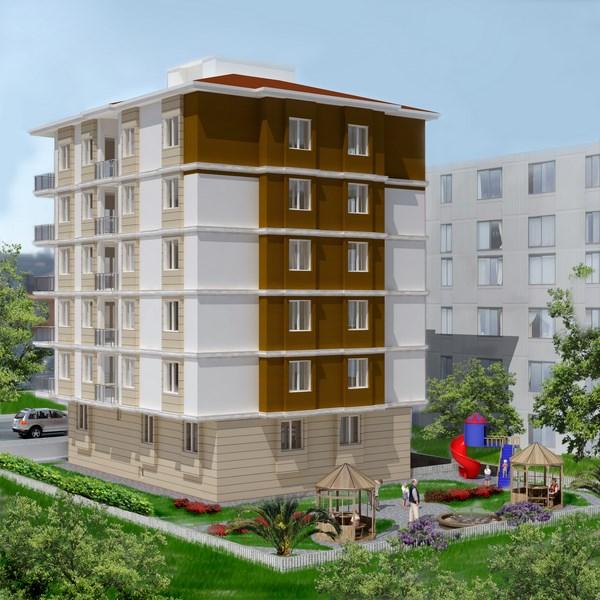 Çeliktaş Ataşehir Projesi